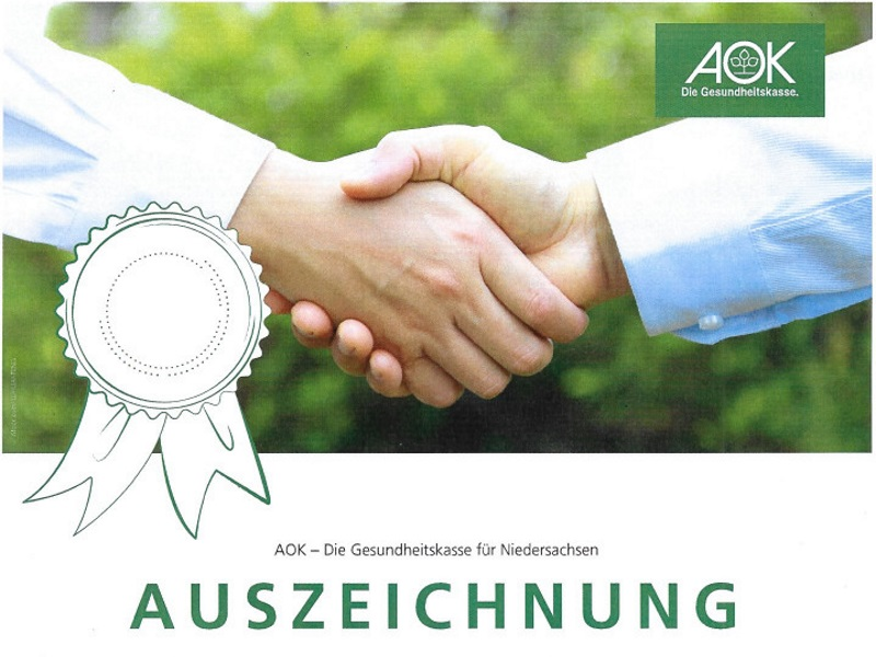 APV Germany rewards for health management