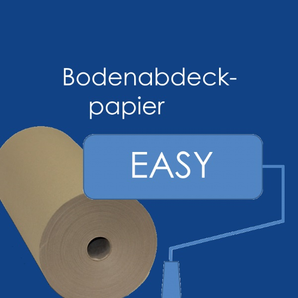 Bodenabdeckpapier EASY