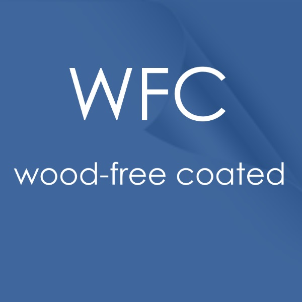 WFC wood-free coated